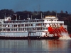 Delta Queen on the Ohio River