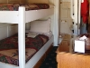bunk bed stateroom