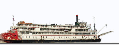 Save the Delta Queen: A private initiative to save the steamboat Delta Queen